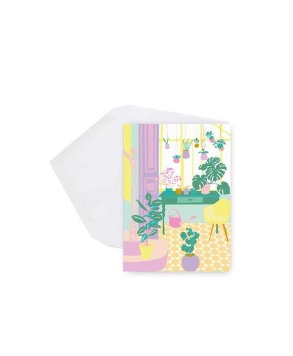 Mini card - Plants