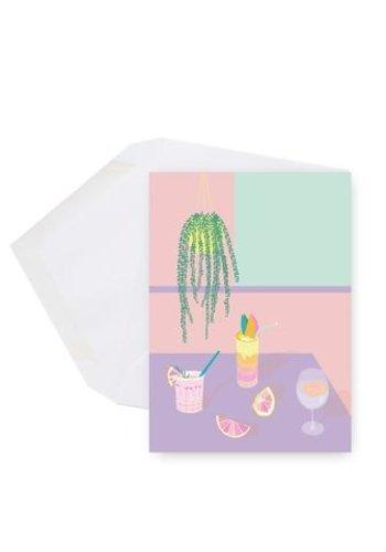 Mini carte - Cocktails