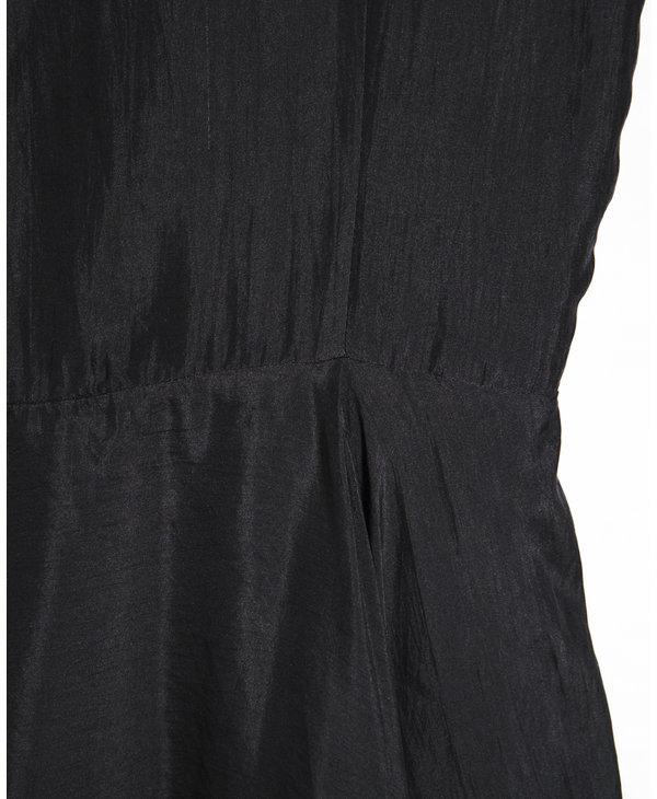 Black Elisa C-Rossow Dress
