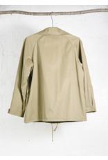 Khaki Utex Coach Jacket