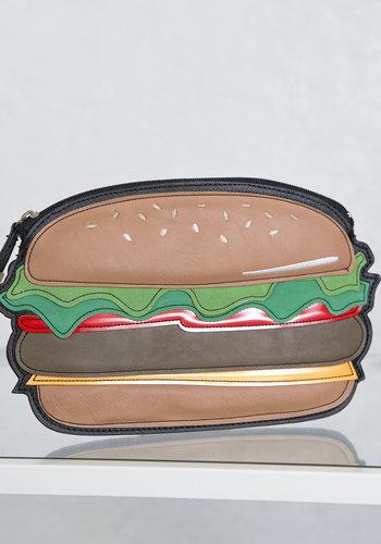 Burger Clutch