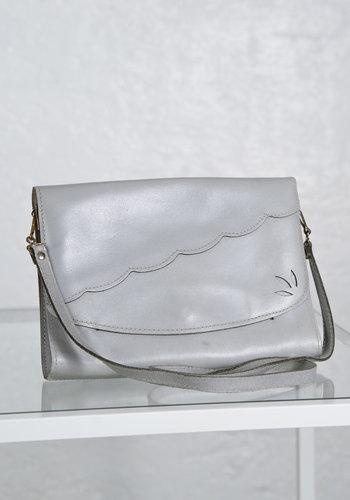 Small Grey Handbag