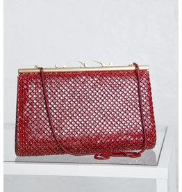 Red Evening Bag