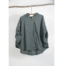 Lightweight Cape Olive