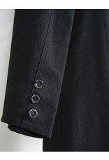 Black Pashu Blazer