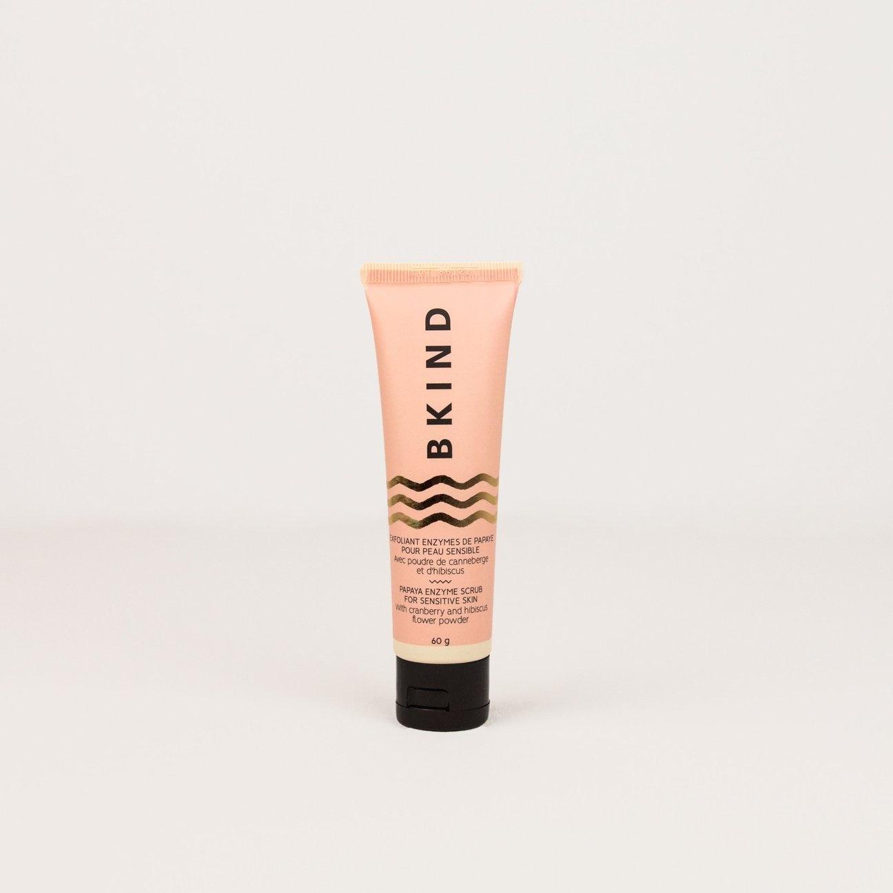 BKIND Face scrub for sensitive skin