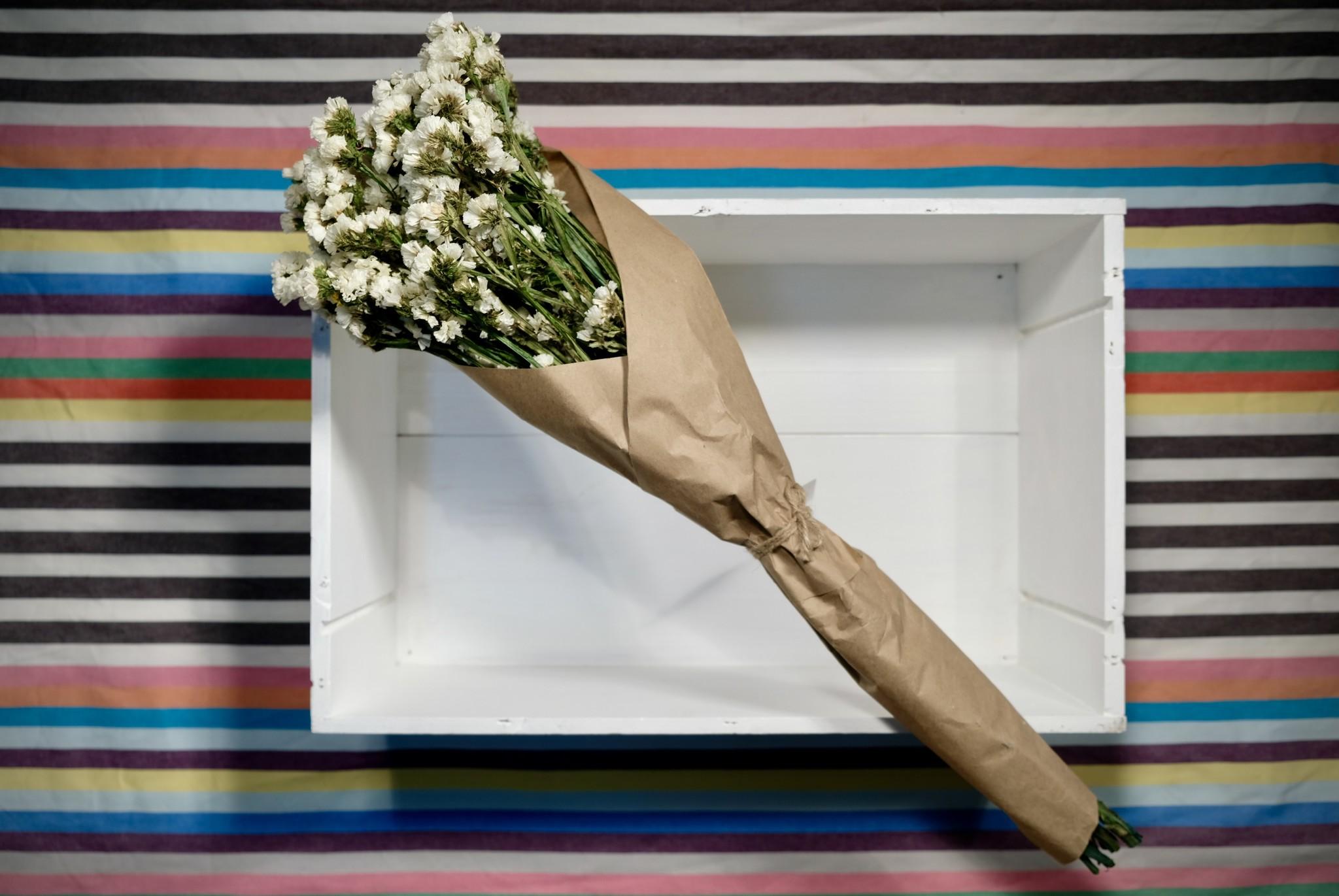 Atelier Pepite Bouquet de statice