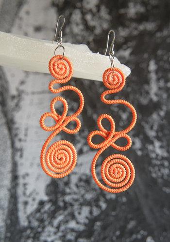BO corde orange twist