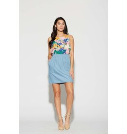 Cherry Bobin Palm Springs Skirt