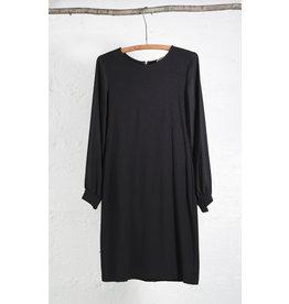 Black JG dress with full long sleeve