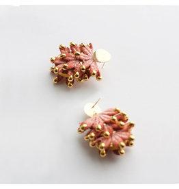 This Ilk Corallia earrings