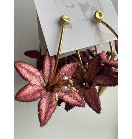 This Ilk Lilium earrings - 2 colors