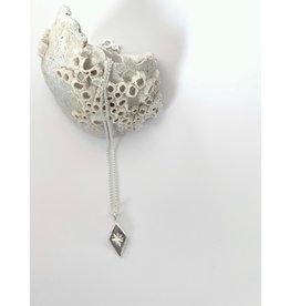 La Manufacture SPARK silver pendant