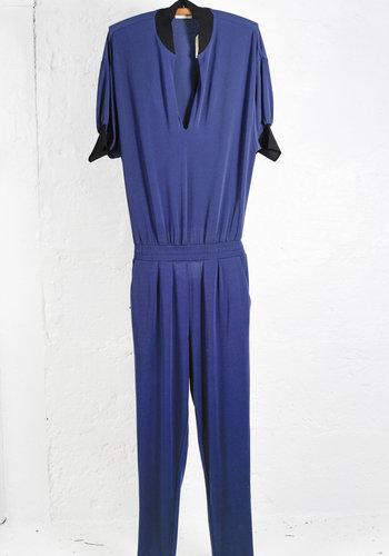 MB- Teal Malene Birger jumpsuit