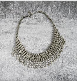collier etincellant
