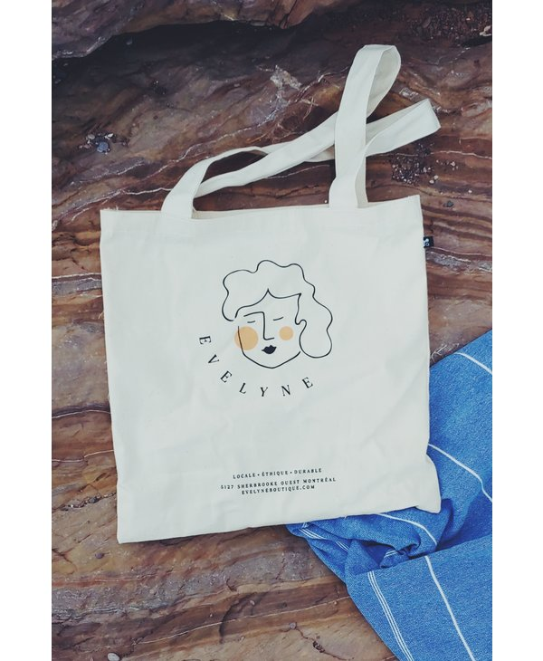 Tote Evelyne couleur