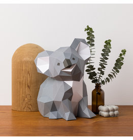 Sofs 3D paper model - Baby Koala