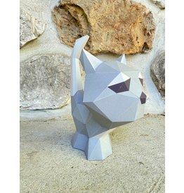 Sofs Modèle papier 3D - Bébé Chat