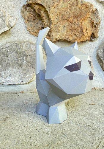 3D paper model - Little cat