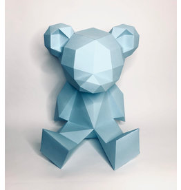 Sofs 3D paper model - Teddy Bear