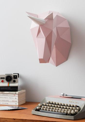 Modèle papier 3D - Licorne