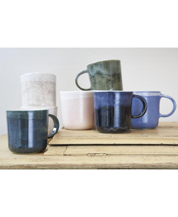 Ceramic mugs - various colors