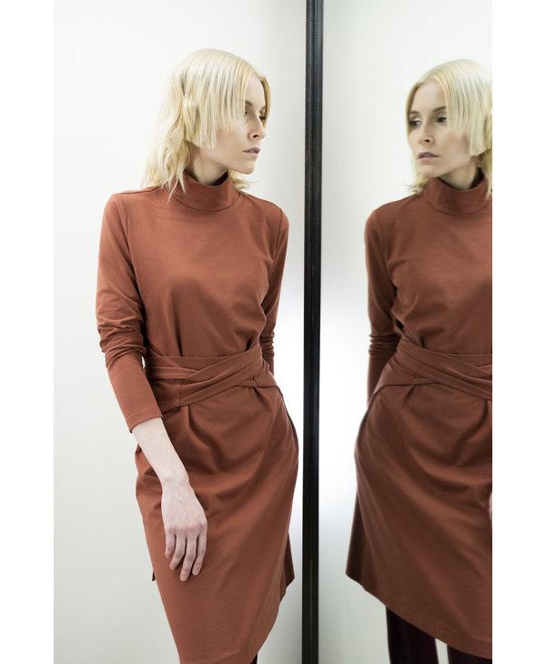 Benwood Belted Dress