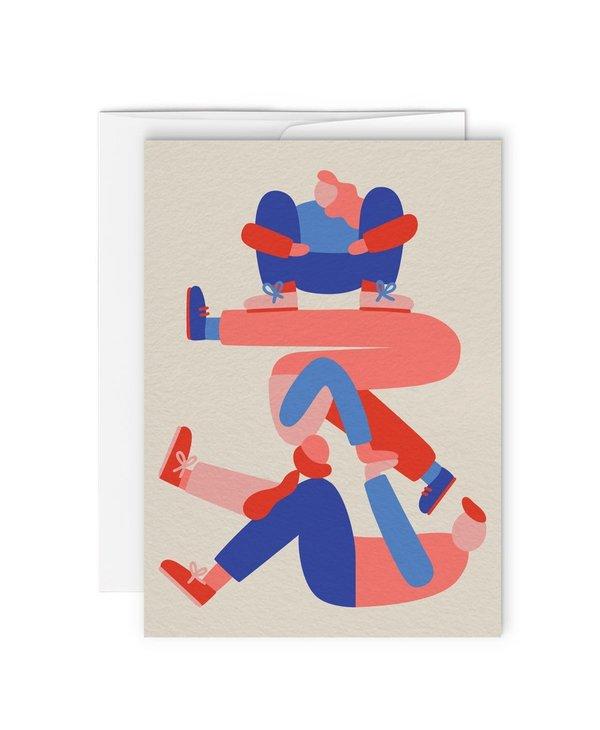 Card - Courte Échelle