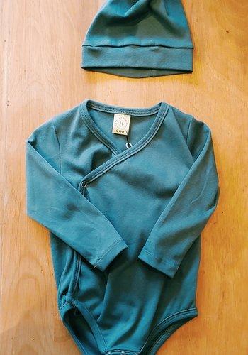 Cache-Couche Kimono manches longues