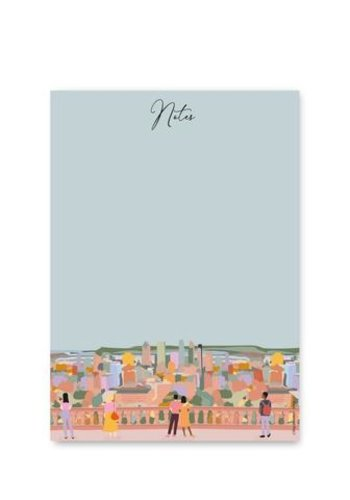 Notepad  Belvedere Mont-Royal