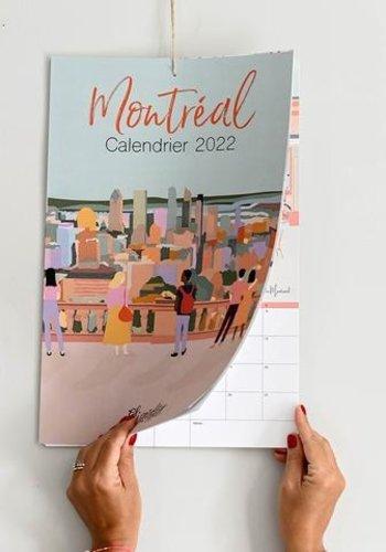 Calendrier - Montréal 2022