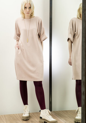 Robe en Tricot Ample Willow - 2 couleurs