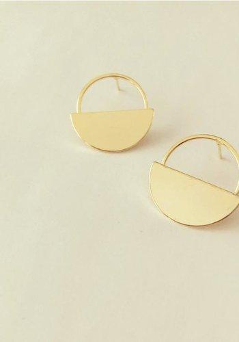 Jiku Earrings