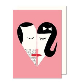 Paperole Boy+Girl Greeting Card