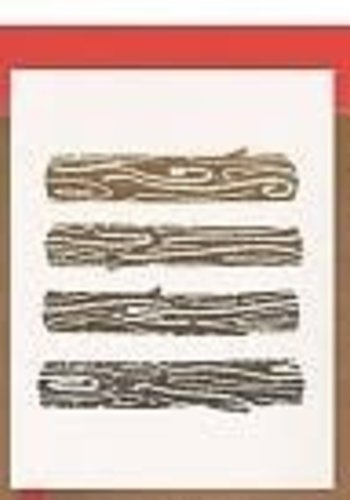 Yule Logs Greeting Card