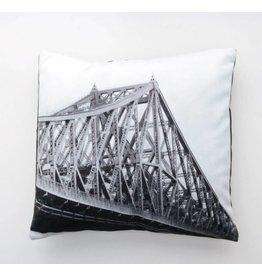 Fotofibre Coussin Pont Jacques Cartier