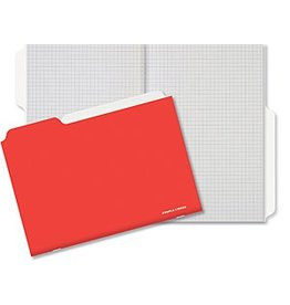 Couple d'idees Serie Projet: Cahier Rouge
