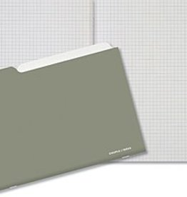 Couple d'idees Project Series: Warm Grey Notebook