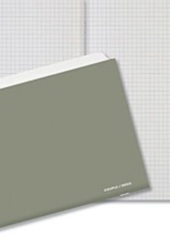 Project Series: Warm Grey Notebook