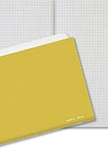 Project Series: Ocre Notebook