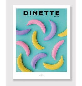 Dinette Dinette 010 Magazine: Pigment