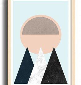 Toffie Soleil de Montagne 18x24