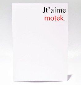 Masimto Greeting Card Hébreu