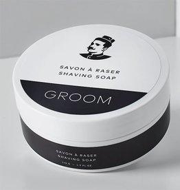 Groom Savon à Raser - 140 g