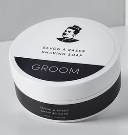 Groom Shaving Soap - 140 g