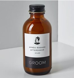 Groom Splash Après-Rasage - 100 ml