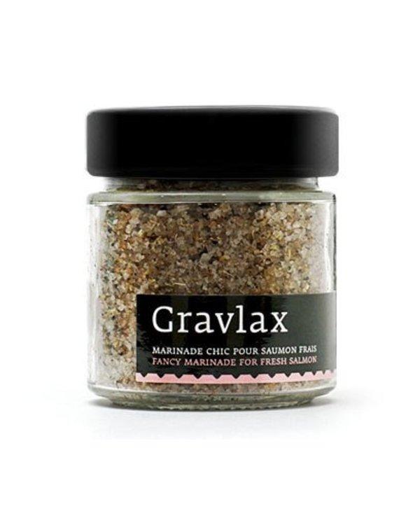 No 4 Gravlax