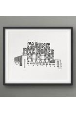 Darveelicious Darveelicious 8x10 Art Print - Farine Five Roses