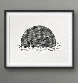 Darveelicious Biosphere 8x10 Print