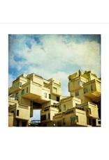Monumentalove Monumentalove Moyen Imprimé Habitat 67